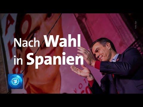 Nach der Wahl in Spanien bleibt die Lage verzwickt