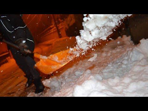 Schwere Schneefälle in Südostfrankreich: Hunderttausende ohne Strom