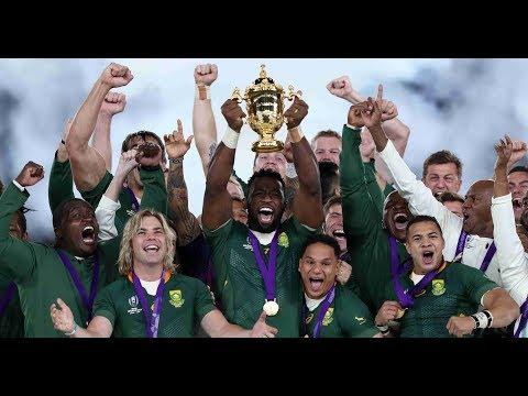SPRINGBOKS: Südafrika zum dritten Mal Rugby-Weltmeister