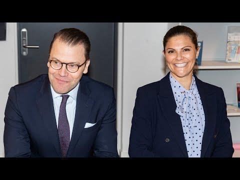 Victoria & Daniel von Schweden – Gut, dass ihr Assistent hier zur Stelle war!