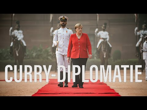 MISSION MERKEL: Deutschland sucht den Markt der Zukunft in Indien