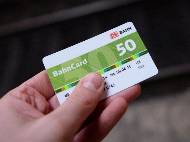 Linkspartei-Chefin Kipping fordert: Bahncard 50 kostenfrei und 1. Klasse für alle