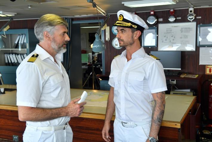 """""""Das Traumschiff"""" mit Florian Silbereisen als neuem Kapitän im ZDF"""