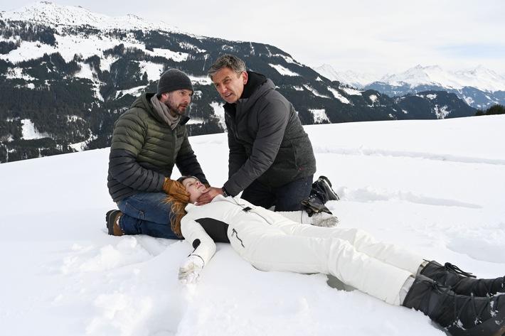 """""""Der Bergdoktor"""": Winterspecial und sieben neue Folgen im ZDF"""