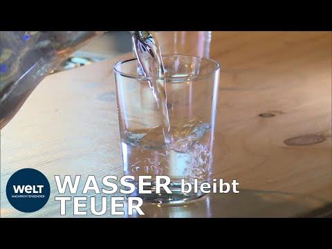 STREIT UM EU-PLÄNE: Gratis-Wasser im Restaurant? Eher doch nicht