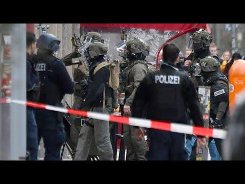 Berlin: Schüsse am Checkpoint Charlie