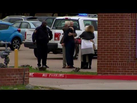 Tote nach Schießerei in einer Kirche in Texas