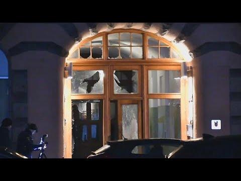 Schweden: Bomben und Banden