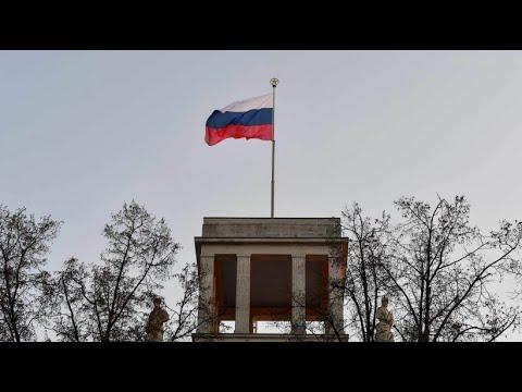 Bundesregierung weist zwei russische Diplomaten aus