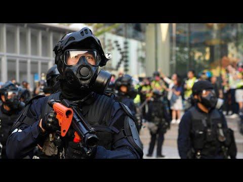 Hongkonger Bürgerrechtler fordert von Deutschland mehr Härte gegenüber China
