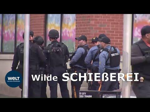 USA: Sechs Tote nach Feuergefecht bei New York