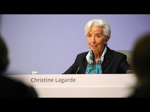 Niedrigzinspolitik: EZB will Strategie überprüfen