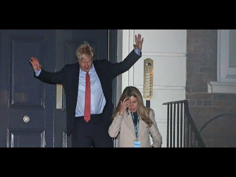 UK-Wahl: Johnson erringt absolute Mehrheit, Corbyn kündigt Rückzug an