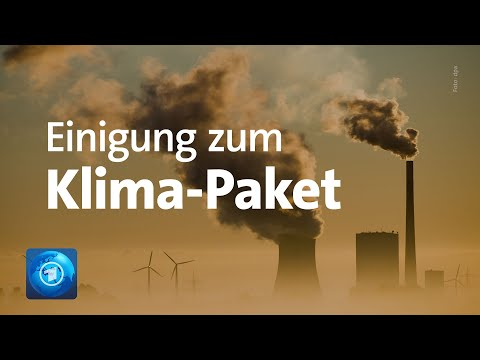 Reaktionen auf Einigung zum Klima-Paket