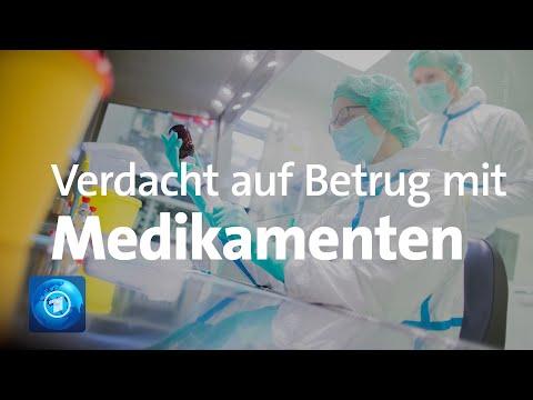 Razzia bei Ärzten und Apotheken: Millionen-Betrug mit Krebsmedikamenten?