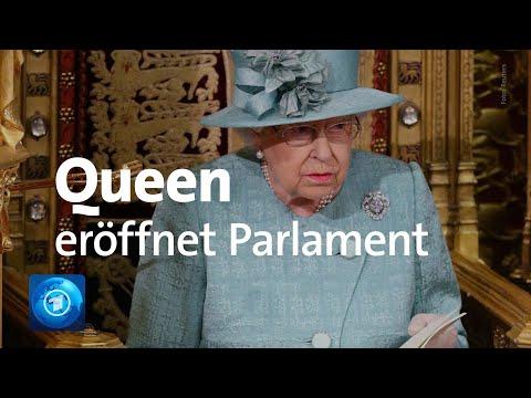 Queen's Speech: Elizabeth II. eröffnet das britische Parlament