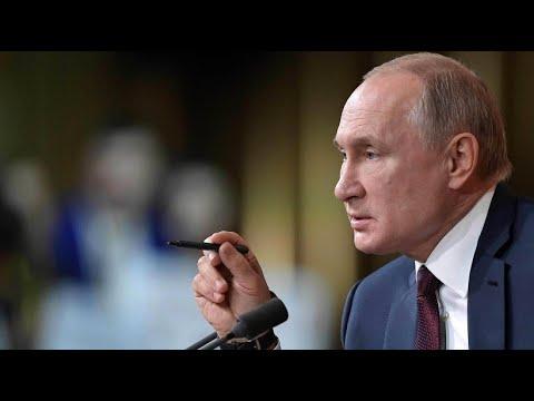 """Putin: Impeachment-Vorwürfe gegen Trump """"erfunden"""""""