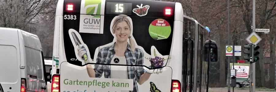 NRW: Busfahrer mit Armbrust bedroht
