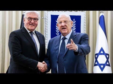 Israel dankt der deutschen Regierung