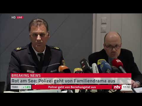 Familiendrama – Sechs Tote in Rot am See