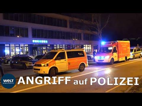 GELSENKIRCHEN: Polizist erschießt mutmaßlichen Angreifer