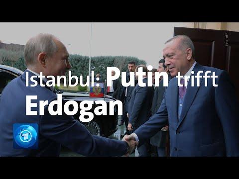 Kremlchef Wladimir Putin reist in die Türkei