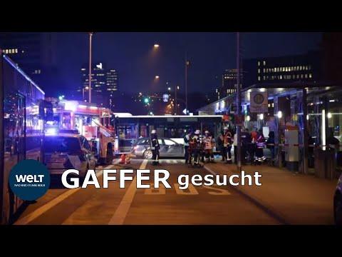 WIESBADEN: Polizei sucht mutmaßlichen Gaffer mit Fahndungsfoto