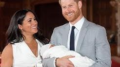 Harry & Meghan – Papas ganzer Stolz! Zum Jahreswechsel teilen sie ein neues Foto von Archie