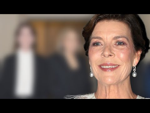 Caroline von Hannover – Da staunt die feine Gesellschaft! Seltener Auftritt mit Farah Diba