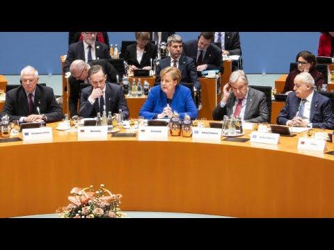 Libyen-Konferenz: Ende ausländischer Einmischung gefordert