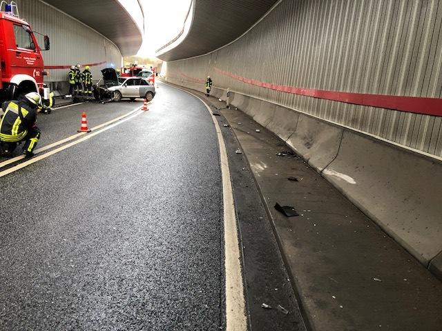 L236: Unfall nach nicht angepasster Geschwindigkeit