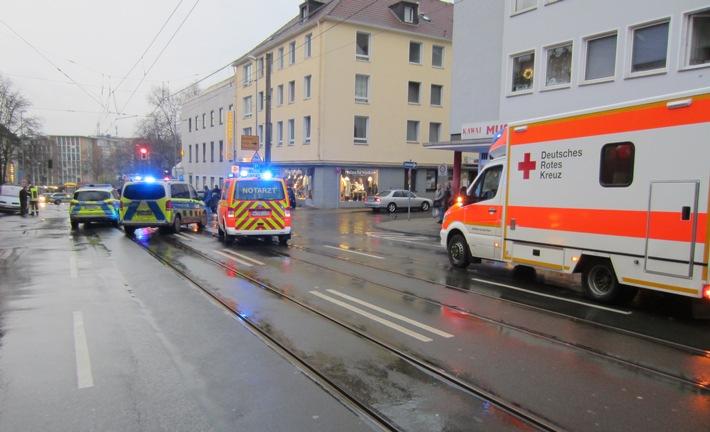 NRW: Massenkarambolage führt zu Verkehrschaos in der Innenstadt