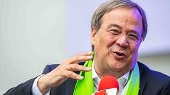 Führende Politiker in NRW sehen Laschet nach angekündigtem AKK-Rückzug in wichtiger Rolle