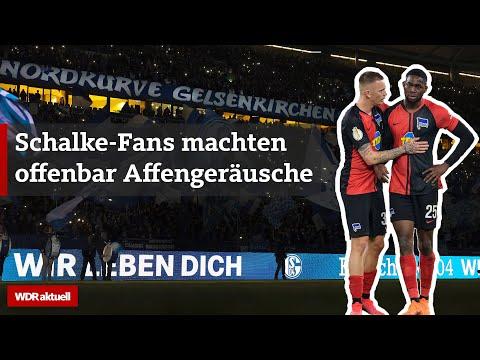Rassistische Beleidigungen gegen Hertha-Spieler Jordan Torunarigha im Stadion