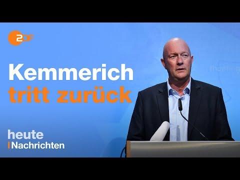 Thomas Kemmerich legt einen Tag nach der Wahl sein Amt nieder