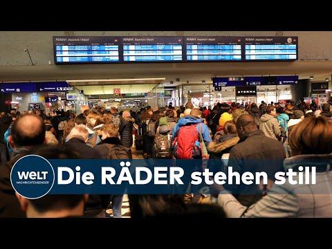 STURM SABINE: Deutsche Bahn will Fernverkehr wegen Sturms bundesweit einstellen