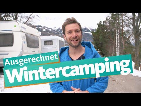 Ausgerechnet Wintercamping
