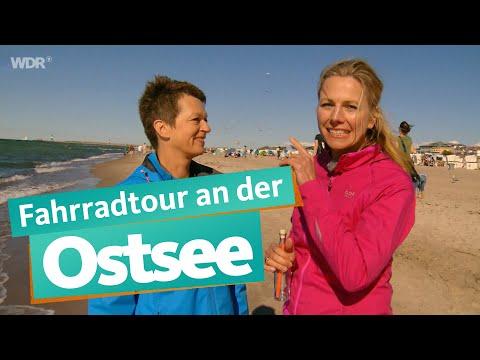 Ostseeradweg – Von Travemünde bis Warnemünde