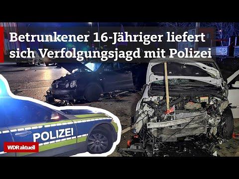 Jugendlicher gibt sich als Polizist aus und klaut Auto
