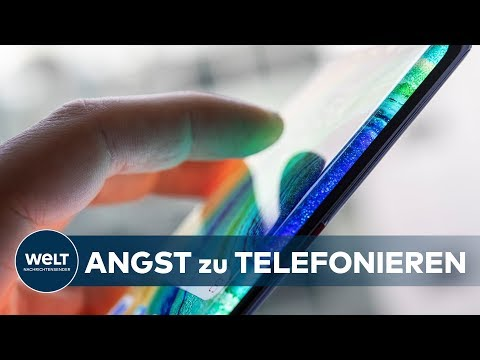 TELEFONPHOBIE: Viele junge Menschen haben Angst ein Telefonat zu führen