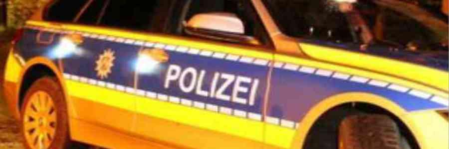NRW: Rollerfahrer flieht und Polizei verfolgt Verdächtigen bis auf Feld