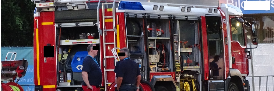 Heringsdorf: Zwei Tote bei einem Feuer in einem Einfamilienhaus