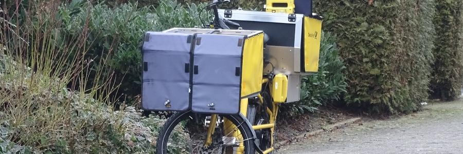 Post bereit für mehr Paketzustellungen während Corona-Krise