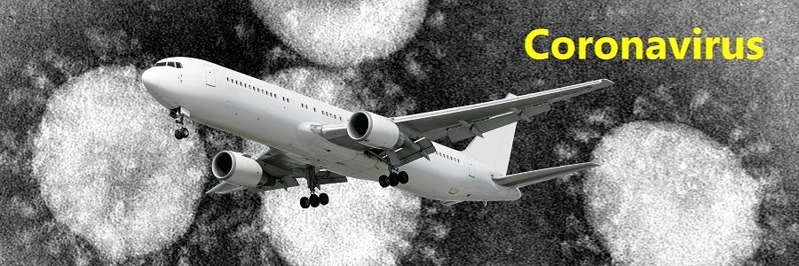 Corona-Krise mit dramatischen Auswirkungen auf Luftverkehr