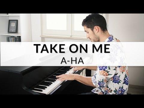"""""""Take on Me"""" von A-HA als Piano Version"""