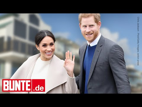 Prinz Harry & Herzogin Meghan – Strandnähe, streng privat & illustrer Gesellschaft