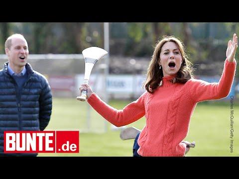 Herzogin Kate – Bei diesem Termin landet sie nicht nur modisch einen Volltreffer