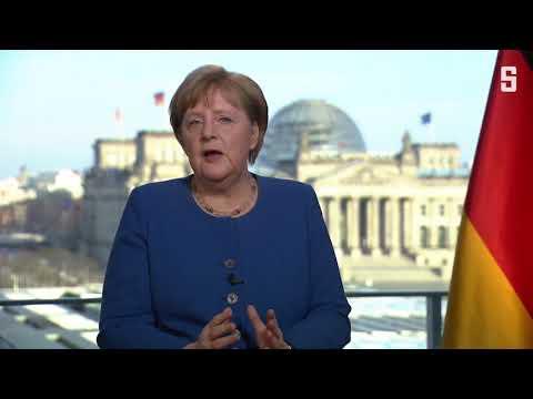 Angela Merkel zur Corona-Krise: Auszüge aus ihrer TV-Ansprache