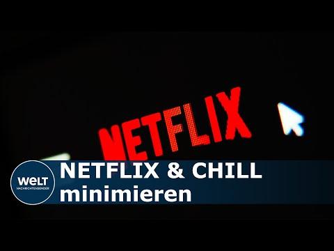 ÜBERLASTETES INTERNET WEGEN CORONA: Schweiz erwägt sogar ein Netflix-Verbot