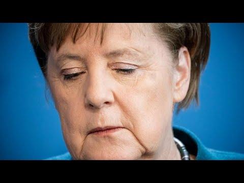 Angela Merkel in Quarantäne nach Kontakt mit infiziertem Arzt